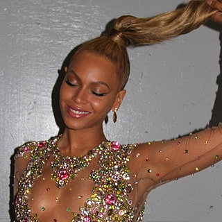Beyonce's Hair Color at Met Gala 2015