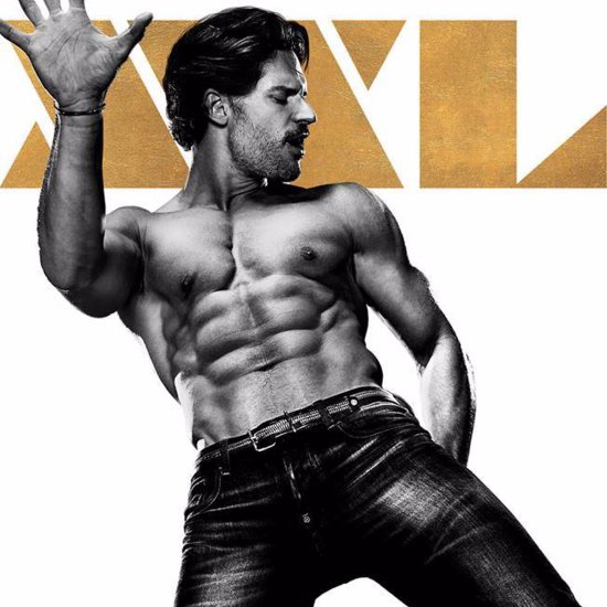 Magic Mike XXL Character Posters
