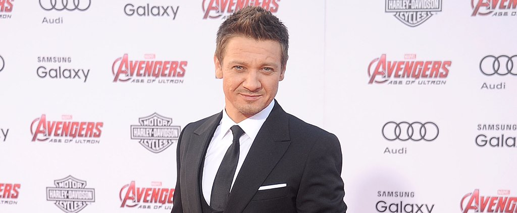 Jeremy Renner Tries to Explain His Offensive Black Widow Comment