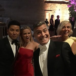 Celebrity Instagram Pictures From 2015 Met Gala