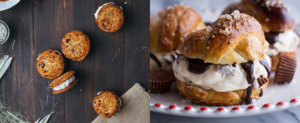 Mouthwatering Doesn't Begin to Describe These 11 Ice Cream Sandwiches