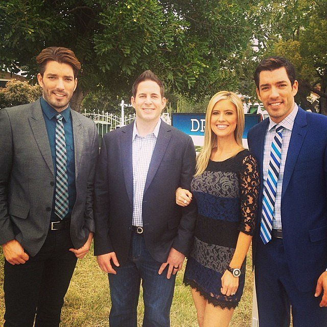 Tarek el moussa health related keywords tarek el moussa for How tall are the property brothers