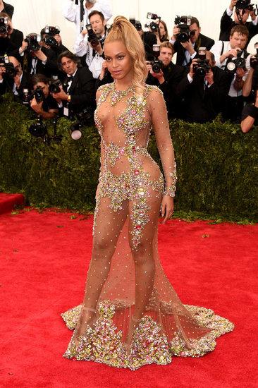 How to Get Beyoncé's Met Gala Body