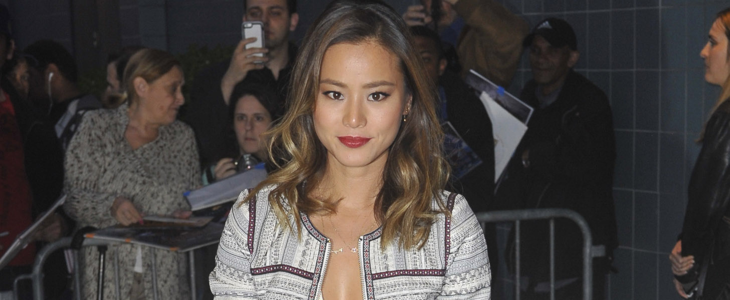Jamie Chung Just Nailed the Day-to-Night Transition