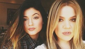 Khloe Kardashian Reveals That Kylie Jenner's Lips Are Fake