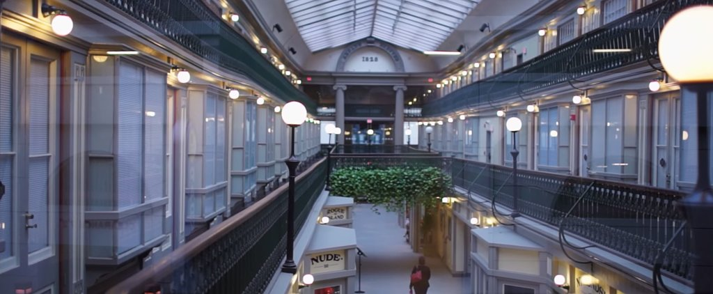 This Historic Shopping Mall Was Converted Into Tiny, Superchic Lofts