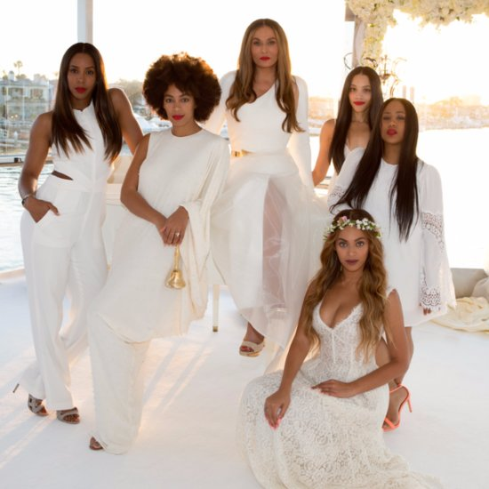 Tina Knowles Writes Mother's Day Note to Beyonce and Solange