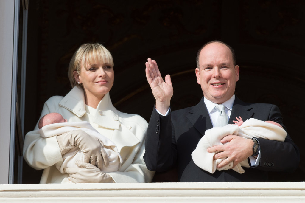 Princess Gabriella and Prince Jacques