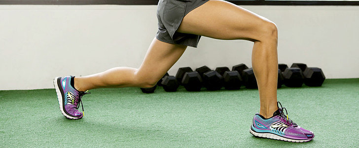 Fire Up Your Legs With a Short and Sweet Circuit