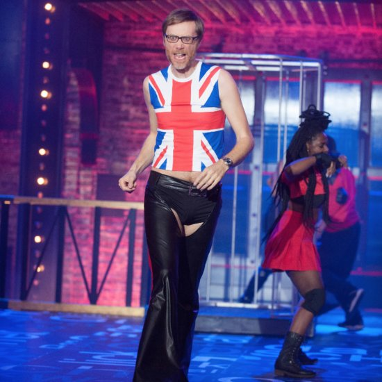 Stephen Merchant Malin Akerman Lip Sync Battle