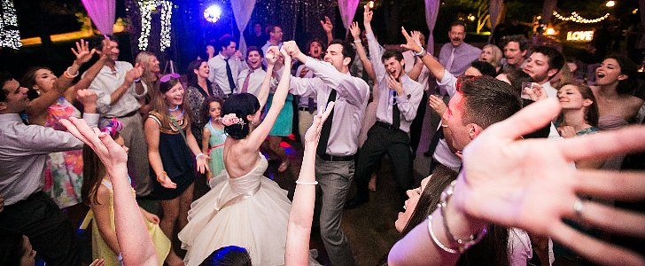 9 Tricks to Keep Your Guests Dancing at Your Wedding
