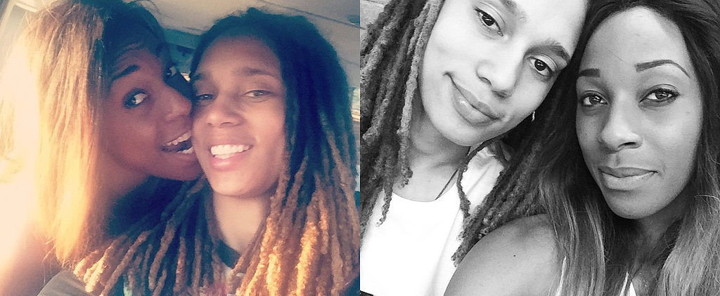 WNBA Stars Brittney Griner and Glory Johnson Are Married