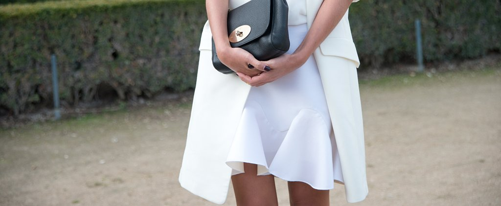 How to Wear a White Skirt With Almost Anything in Your Closet