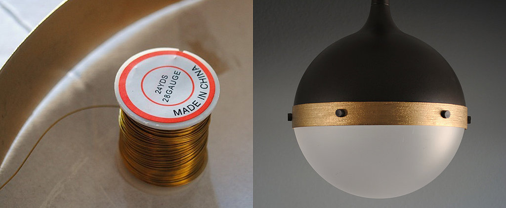 This Designer Lighting Ikea Hack Looks Shockingly Legit