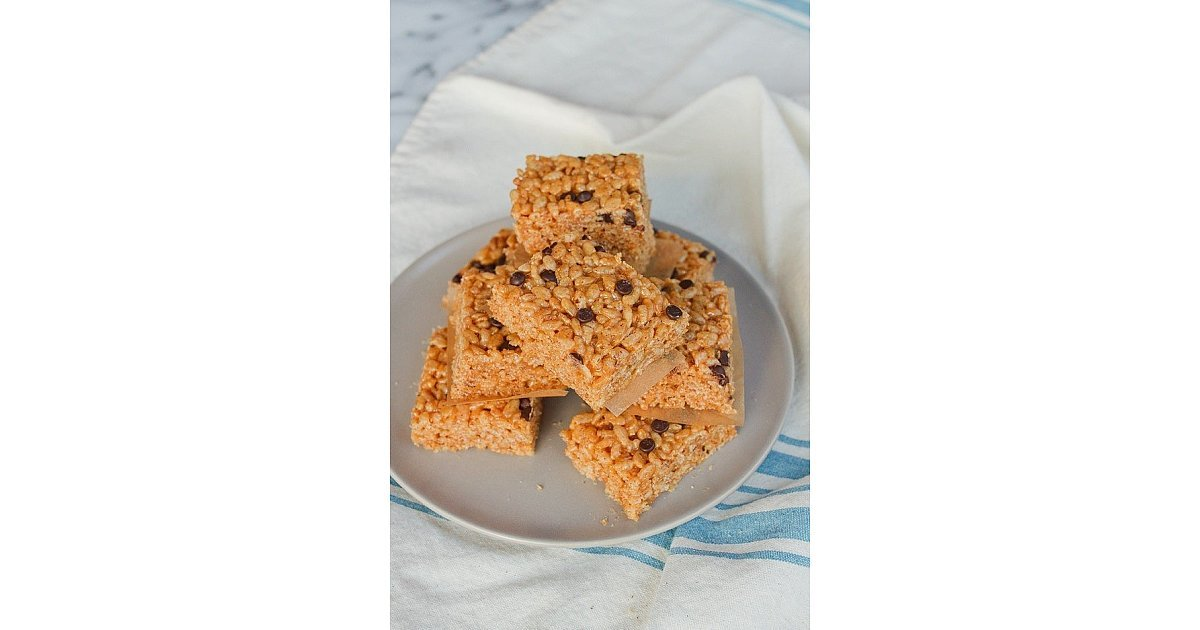 Brown Rice Crispy Treats | 70 Healthy Desserts For Guilt-Free ...