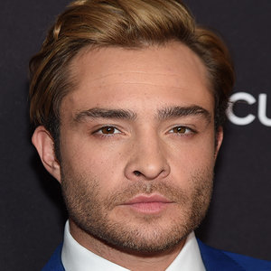 Ed Westwick With Blonde Hair