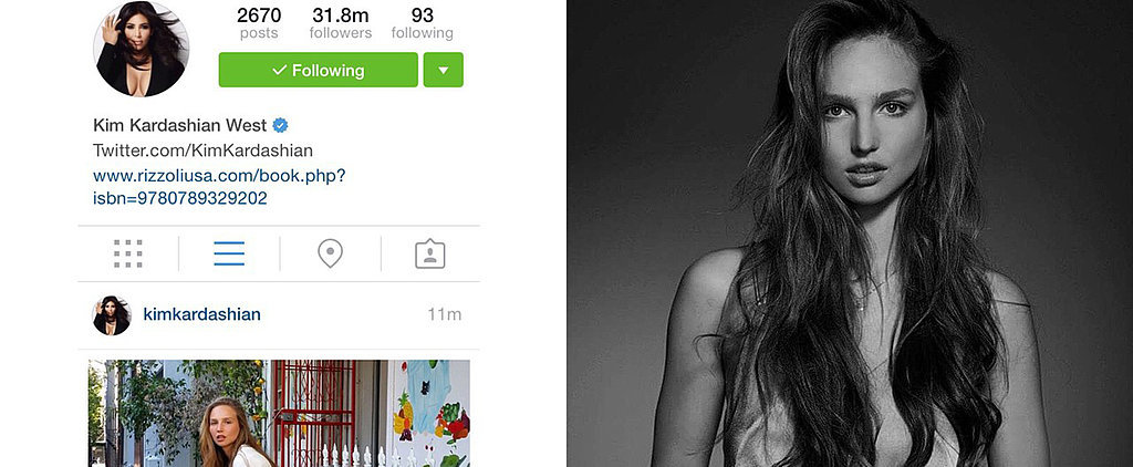 #Selfish: Kim Kardashian Deletes Next Top Model Photo From Her Instagram Account