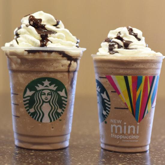 Starbucks Mini Frappuccino Calories