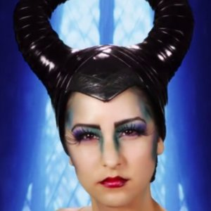 Disney Villains Makeup Video