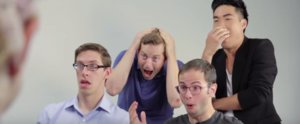 These 4 Guys Attempting Labor Simulation Will Be the Best Thing You See All Day