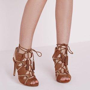 70+ Lace-Up Sandals We Love