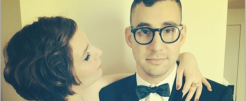 Lena Dunham and Jack Antonoff Are About to Become Your New Favorite Couple