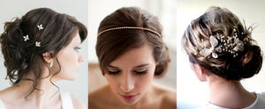 The Best Bridal Hairpieces From Etsy (All Under $120!)