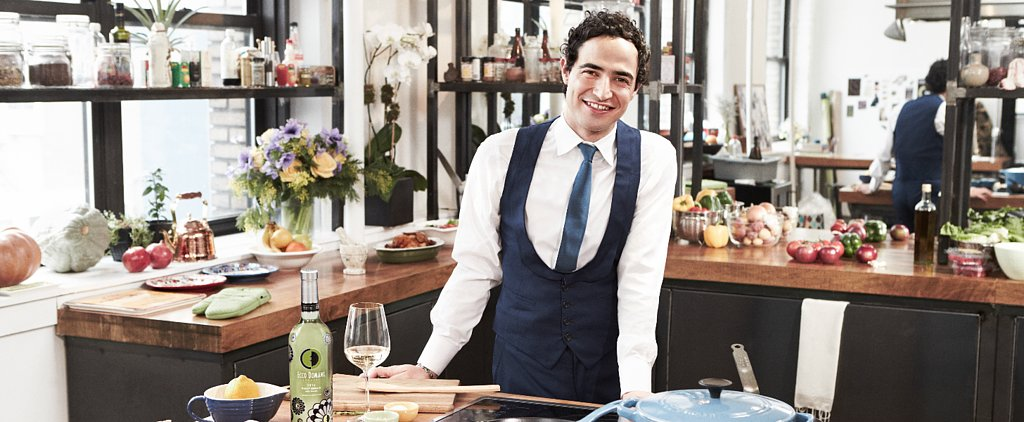 The 1 Thing Zac Posen Says You Should Never Do at a Dinner Party