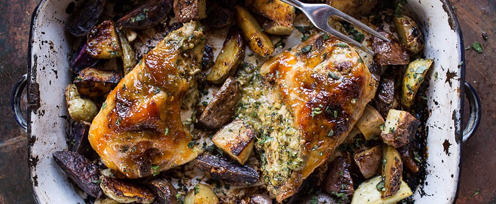 Brie-Stuffed Chicken Breasts, Because Brie Makes Everything Better