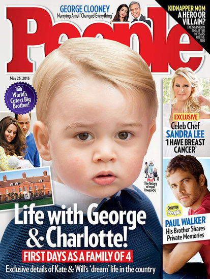Tea Parties & Bedtime Stories: Princess Kate and Prince William's 'Dream' Country Life with George and Charlotte