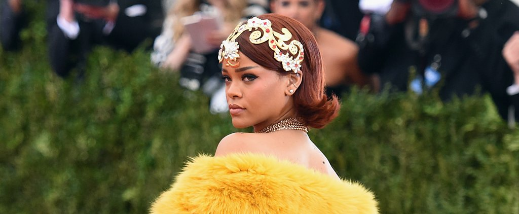 Rihanna Proves That She Is the Queen of Everything, Including the Met Gala