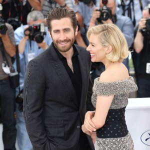 Jake Gyllenhaal and Sienna Miller 2015 Cannes Film Festival