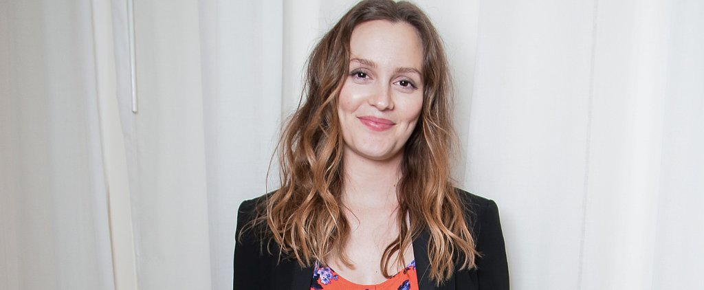 Has Leighton Meester Really Never Been Dumped?