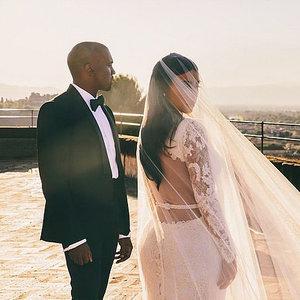 Kanye West Kim Kardashian Renewing Vows on First Anniversary