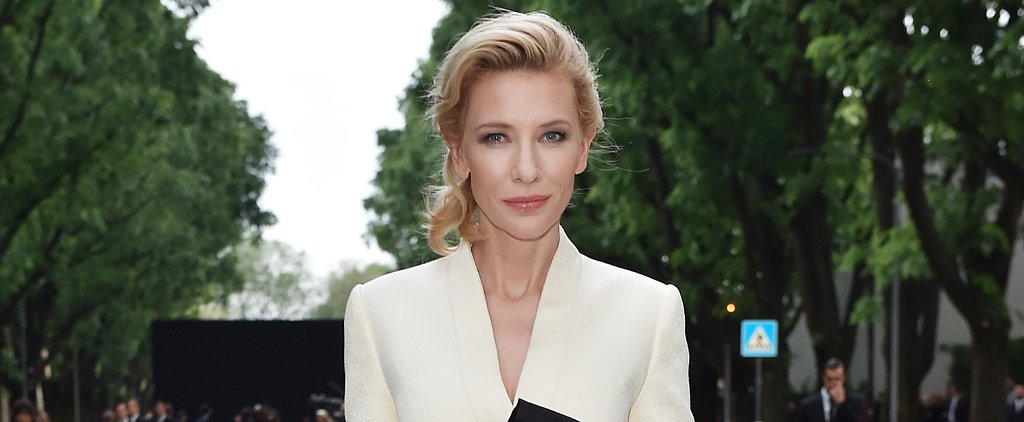 "Cate Blanchett Reveals She's Had ""Many"" Relationships With Women"