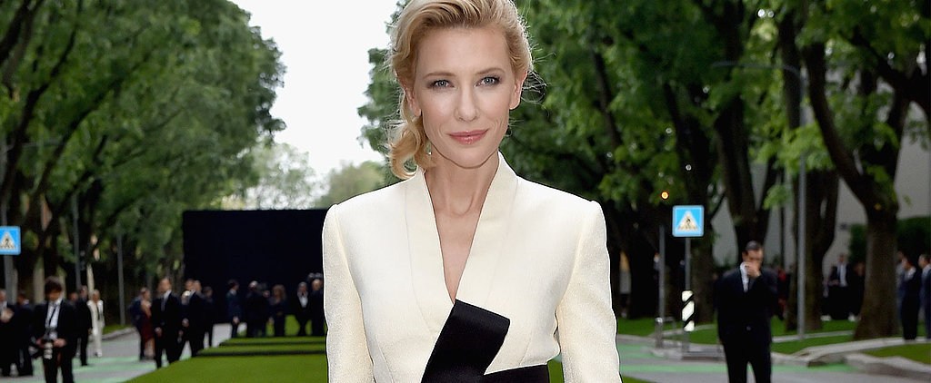Cate Blanchett Has the Most Impressive Red Carpet CV in Hollywood