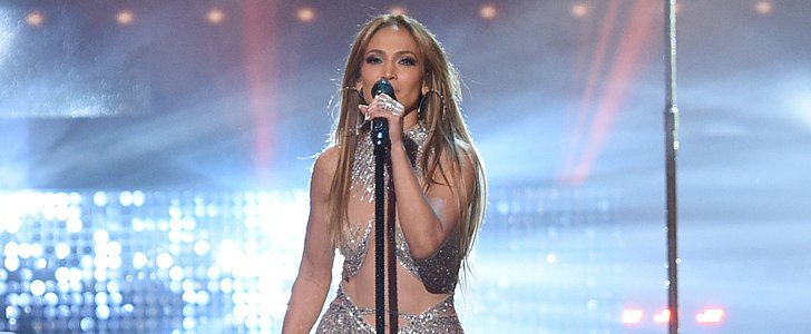 J Lo Took Sheer Dresses to the Next Level at the American Idol Finale