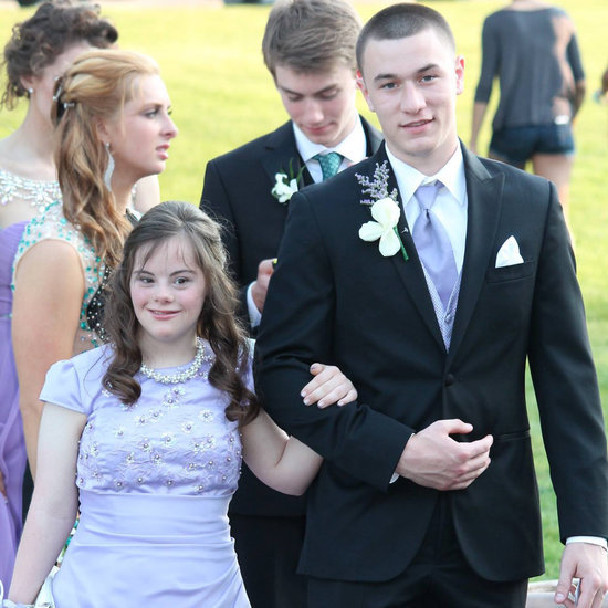 Football Quarterback Takes Girl With Down Syndrome to Prom