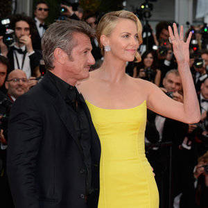 Charlize Theron Engagement Ring 2015 Cannes Film Festival