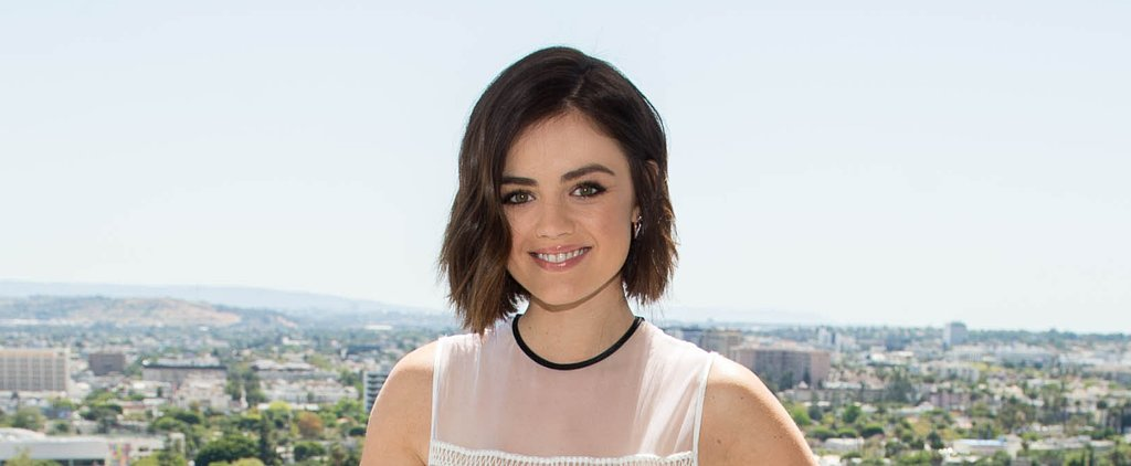 Lucy Hale Has Some Big-Deal Health and Beauty Advice