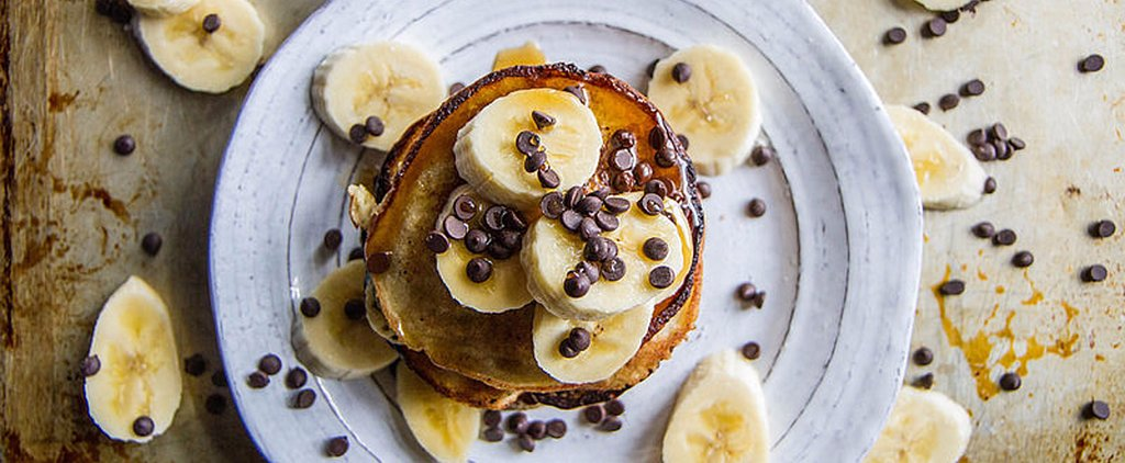 Feed Your Soul With Vegan Banana Chocolate Chip Pancakes