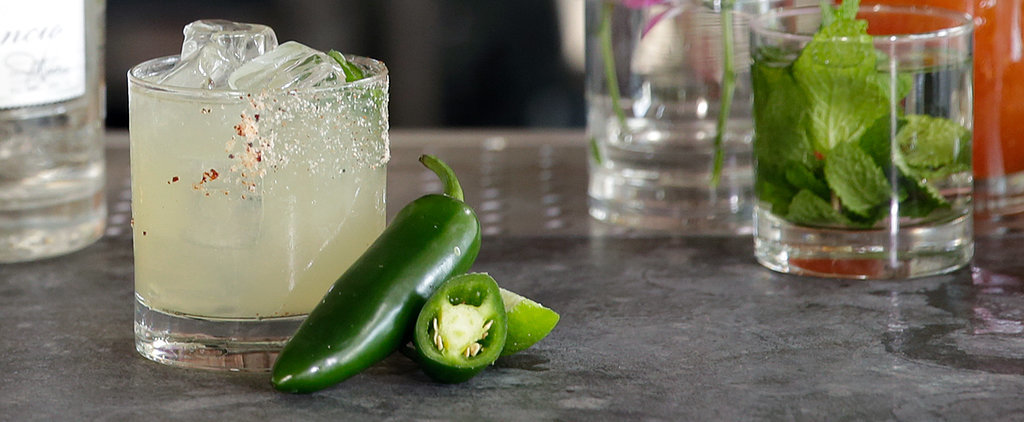 POPSUGAR Shout Out: The Skinny Margarita Recipe You Won't Feel Guilty Drinking
