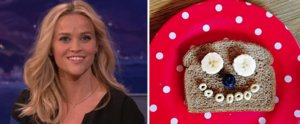 Reese Witherspoon Does a Hilarious Impression of Her Picky 2-Year-Old