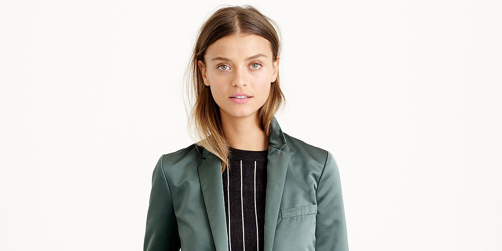 Elevate Your Look With a Structured Spring Blazer