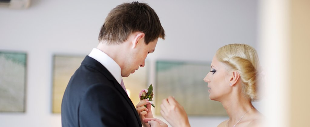 How to Convince Your Groom to Switch Up His Wedding Style