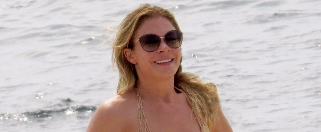 LeAnn Rimes and Eddie Cibrian Head to the Beach During Their Mexican Getaway