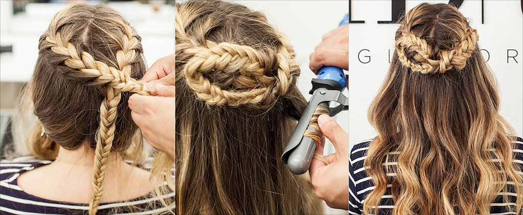 Make Khaleesi Jealous With This Stunning Game of Thrones Braid DIY