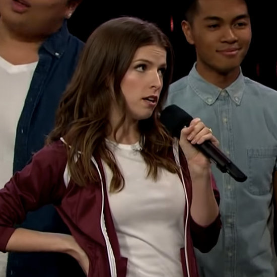 You Don't Want to Miss Anna Kendrick and James Corden's Epic Riff-Off