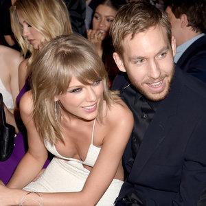 Taylor Swift Calvin Harris at 2015 Billboard Music Awards