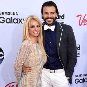 Britney Spears, Boyfriend Charlie Ebersol Billboard Awards